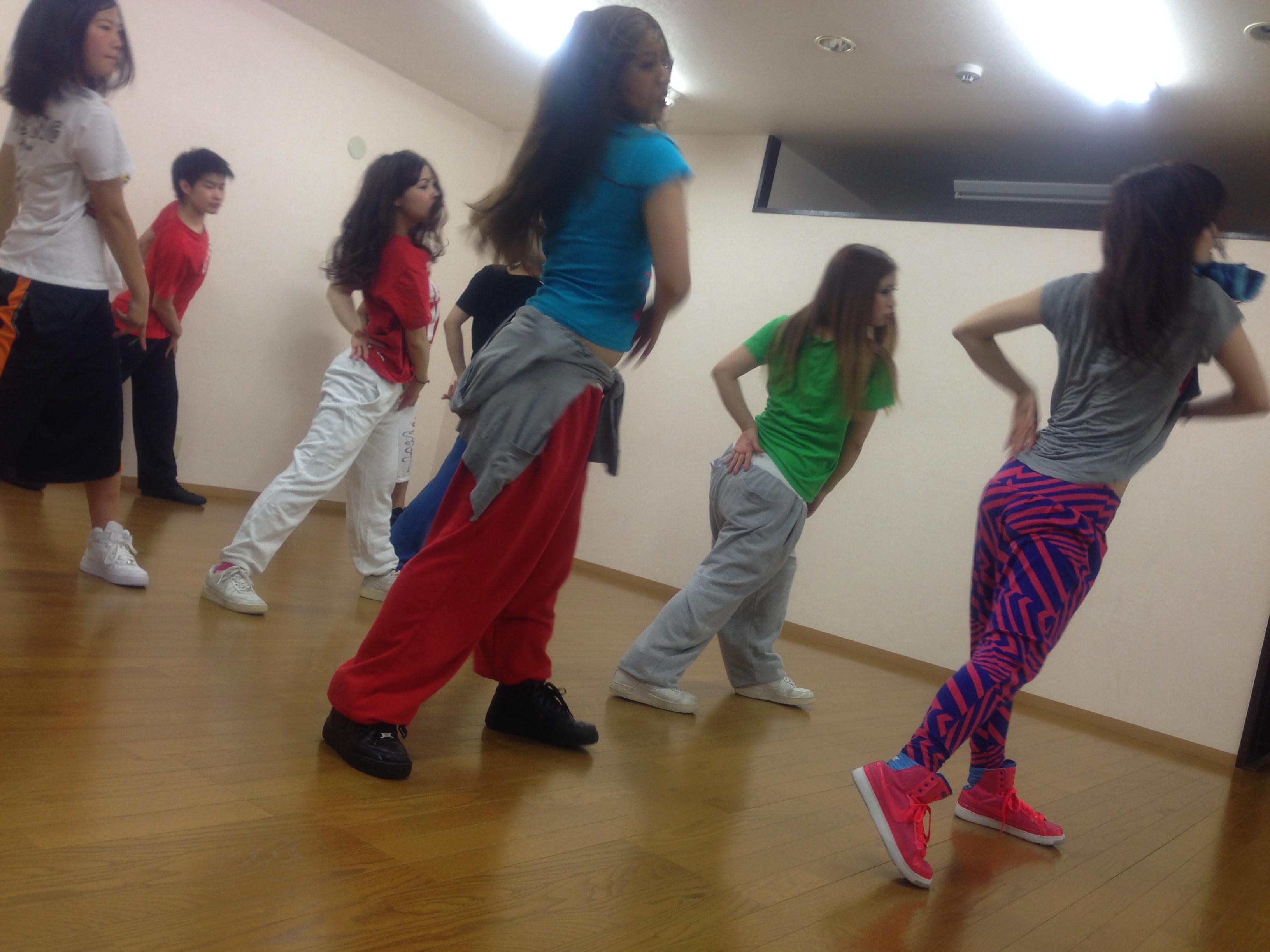 初心者のためのダンススクールのイメージ